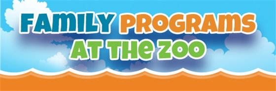 Family Programs at the Zoo