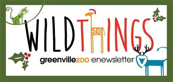 greenville zoo enewsletter