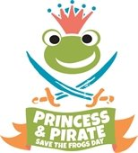 Princess & Pirate: Save the Frogs Day