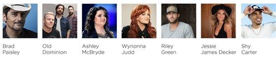 Concert artists