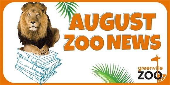 Zoo News August 14