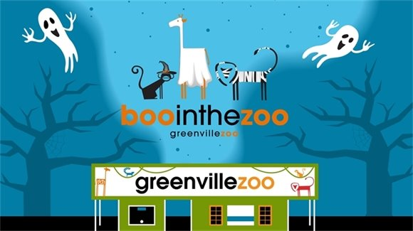Greenville Zoo Boo in the Zoo