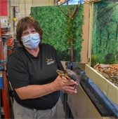 Meet Barbara - Zoo Keeper