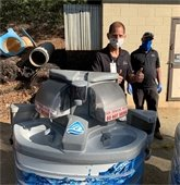 Greenville Water donates water stations