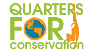 Quarters for Conservation logo
