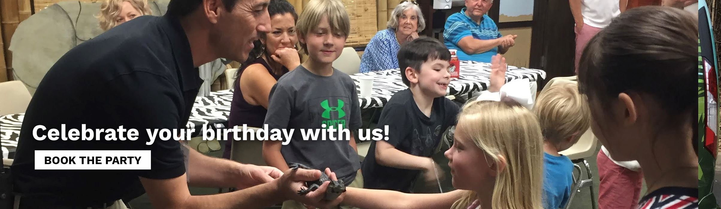 Photo Of Children At A Birthday Party Book