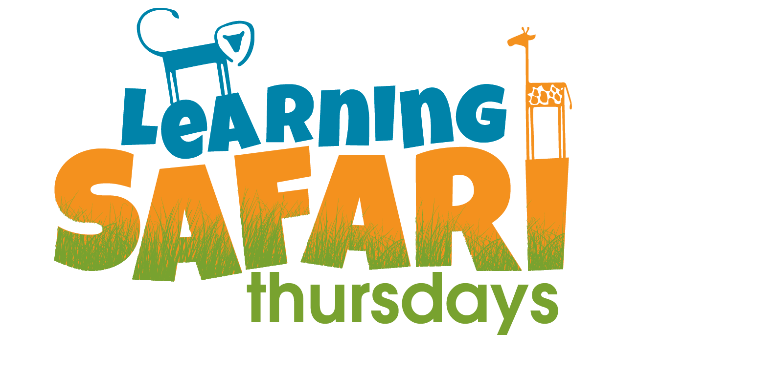"""Learning Safari Thursdays"" Logo"